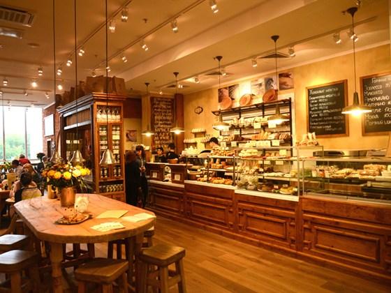 Ресторан Le pain quotidien - фотография 10