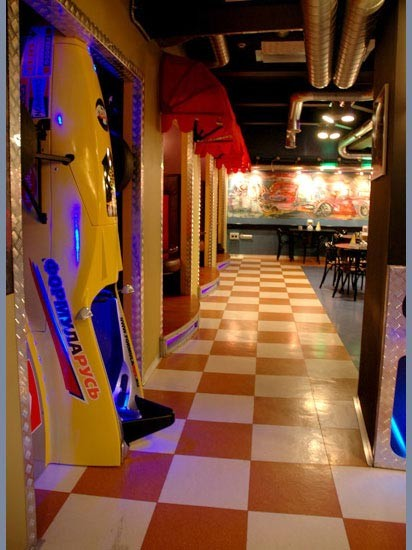 Ресторан 1000 миль - фотография 7