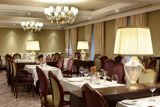 Ресторан Балчуг-гриль - фотография 6 - Ресторан Балчуг Гриль
