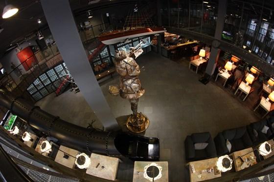 Ресторан Рукав - фотография 11