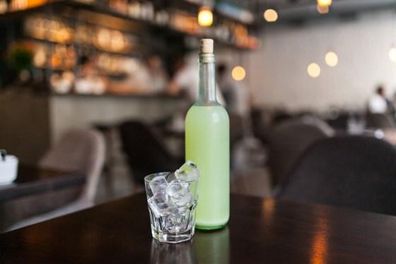 Ресторан Brixton - фотография 5 - имбирный лимонад