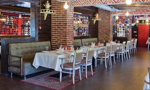 Ресторан Самовар - фотография 6