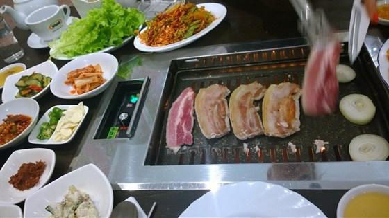 Ресторан Gangnam - фотография 1 - Самкёпсаль