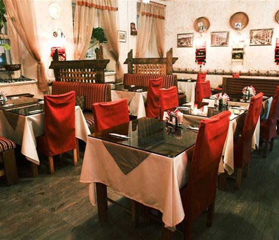 Ресторан Бейрут  - фотография 12 - Зал