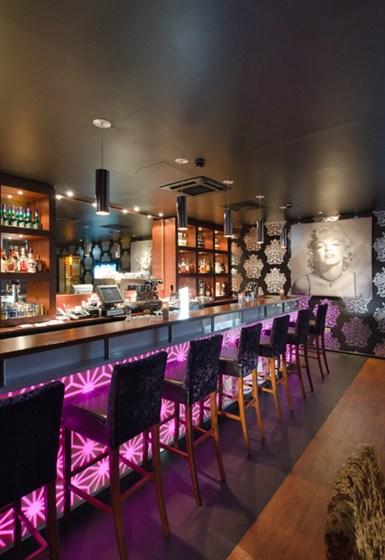 Ресторан Columbus Lounge - фотография 3 - Бар