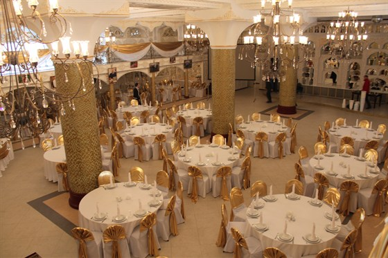 Ресторан Белое золото - фотография 3