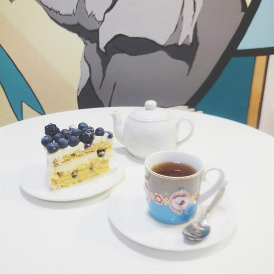 Ресторан Teabakery - фотография 4