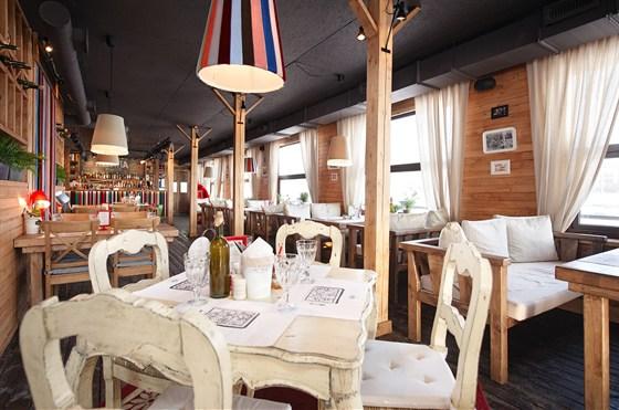 Ресторан Regatta - фотография 1