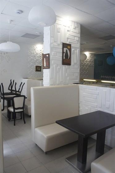Ресторан Кофейное древо - фотография 1 - Интерьер
