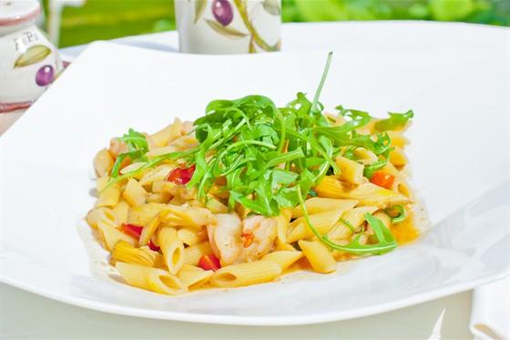 Ресторан Di campagna - фотография 9 - летние блюда