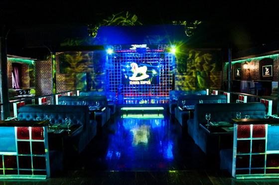 Ресторан Сивка-Бурка - фотография 15 - Караоке-клуб Сивка-Бурка