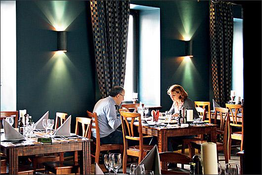 Ресторан Колонна - фотография 10