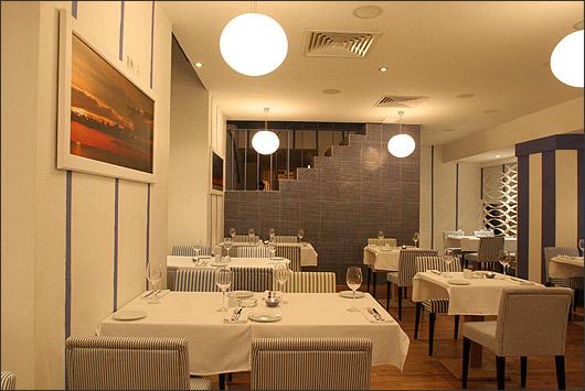 Ресторан Рыбное место - фотография 17