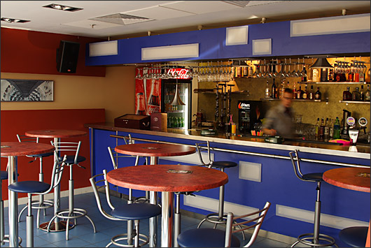 Ресторан Дирижабль - фотография 13