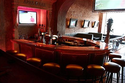 Ресторан Лига пап - фотография 8