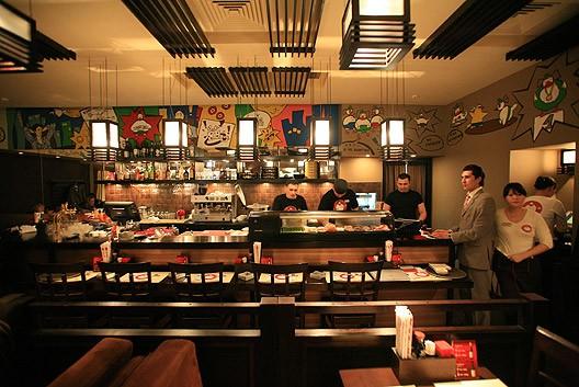 Ресторан Сумодак - фотография 1