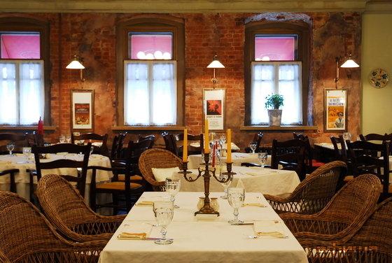 Ресторан Оливетта - фотография 22