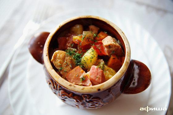 Ресторан Запорожская сечь - фотография 1