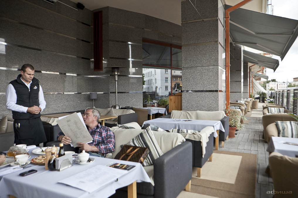 Ресторан Джоведи - фотография 7