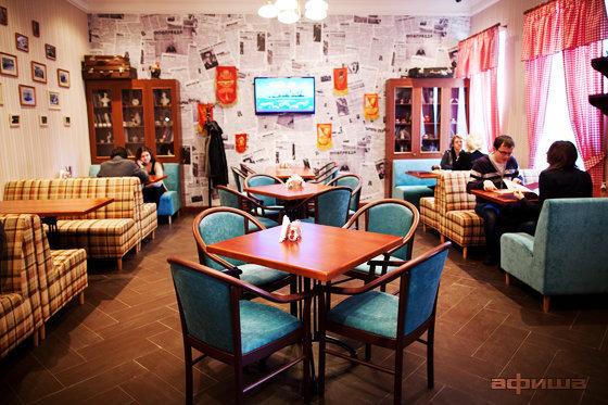 Ресторан Вареничная №1 - фотография 13