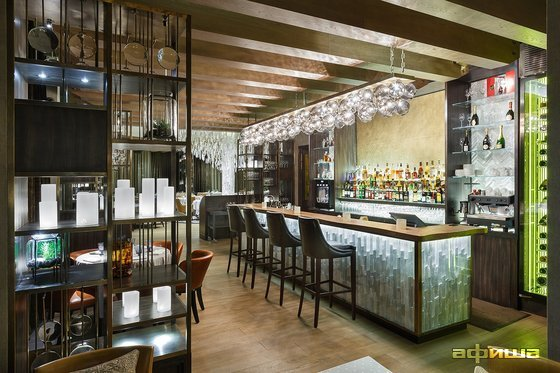 Ресторан Il lago dei cigni - фотография 17