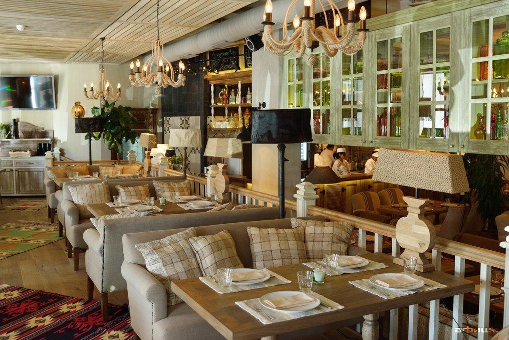 Ресторан Цыцыла - фотография 15