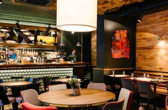 Ресторан География - фотография 8