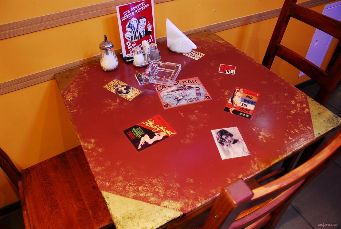 Ресторан Code 011 - фотография 8