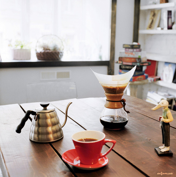 Ресторан Coffee Station - фотография 1