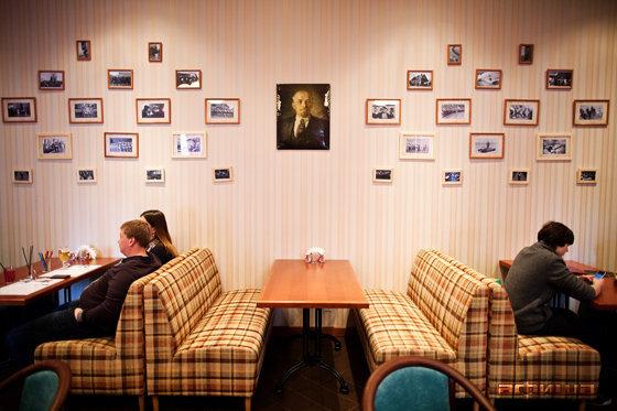 Ресторан Вареничная №1 - фотография 12