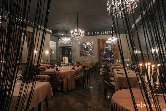 Ресторан Vinity - фотография 13