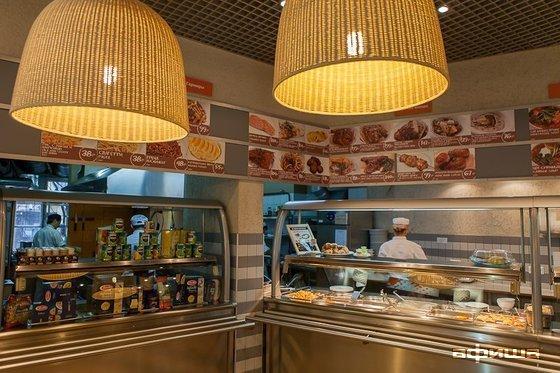 Ресторан Фрикадельки - фотография 23