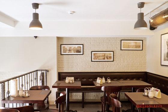 Ресторан Caffeterria - фотография 9