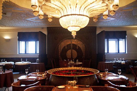 Ресторан Damas - фотография 25