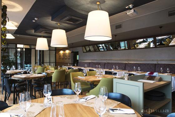 Ресторан Kroo Café - фотография 19
