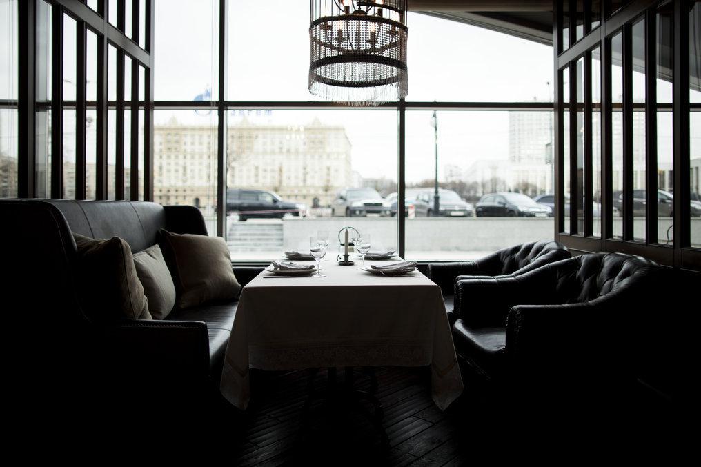 Ресторан George - фотография 12
