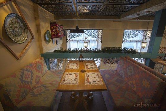 Ресторан Чабрец - фотография 13