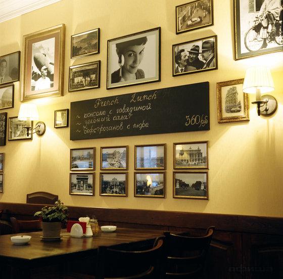 Ресторан Gavroche - фотография 2