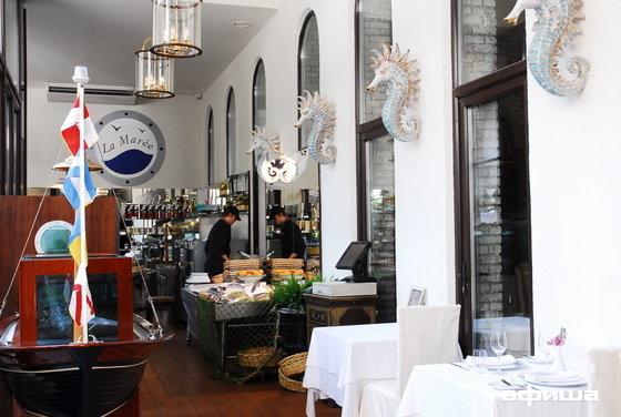 Ресторан La marée - фотография 9