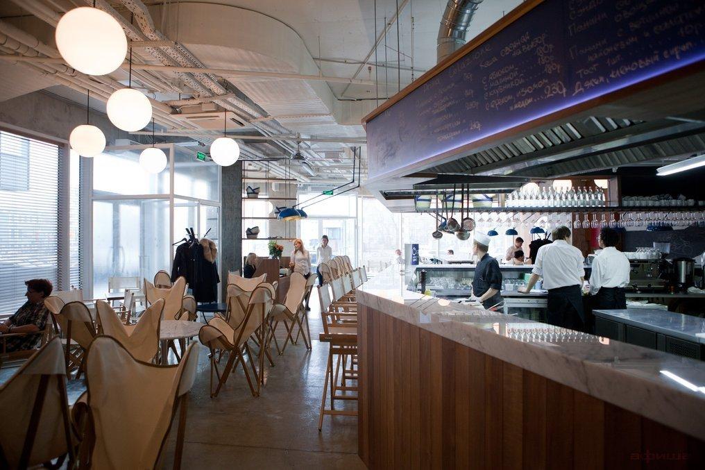 Ресторан Osteria numero Uno - фотография 8