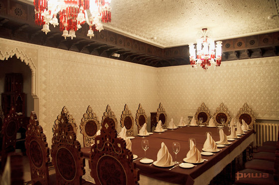 Ресторан Damas - фотография 24