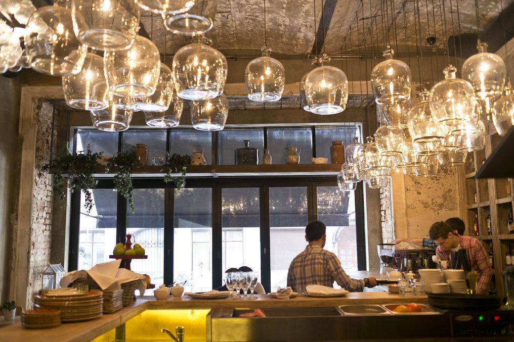 Ресторан Высота 5642 - фотография 23
