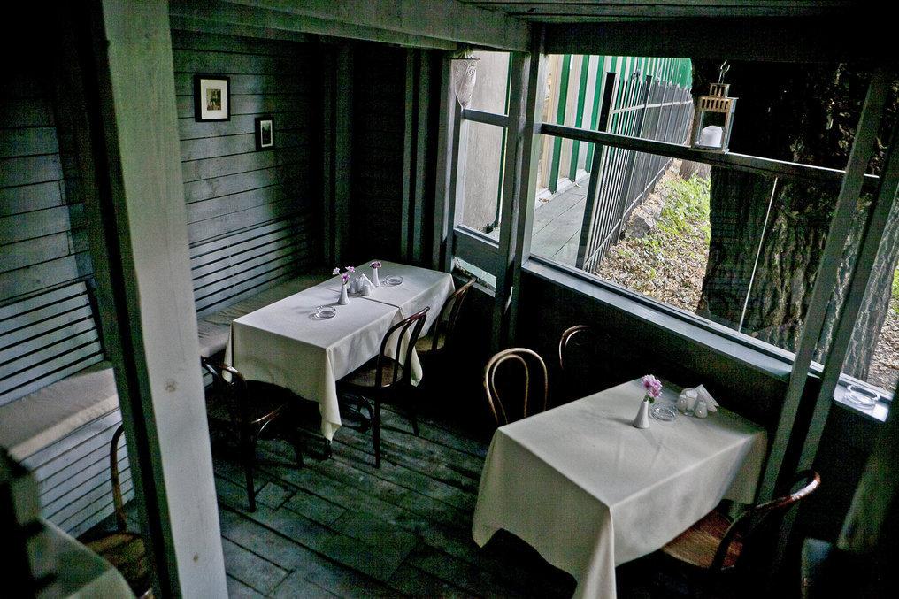 Ресторан Мадам Галифе - фотография 9