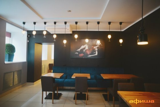 Ресторан Винотория - фотография 13