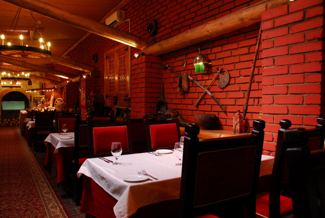 Ресторан Китайгородская стена - фотография 1