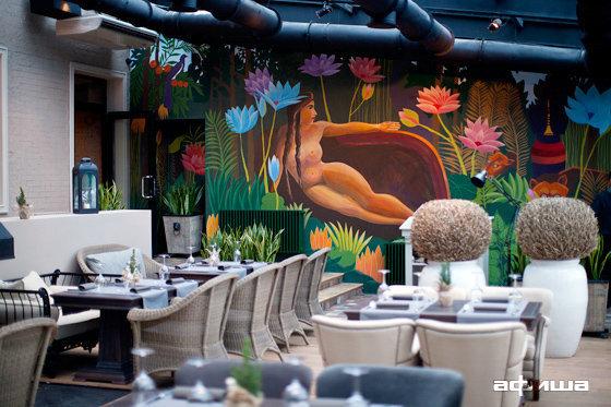 Ресторан Hills - фотография 6