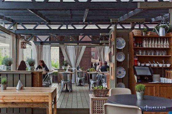 Ресторан Italy на Московском - фотография 1