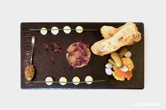 Ресторан Cinq sens - фотография 21