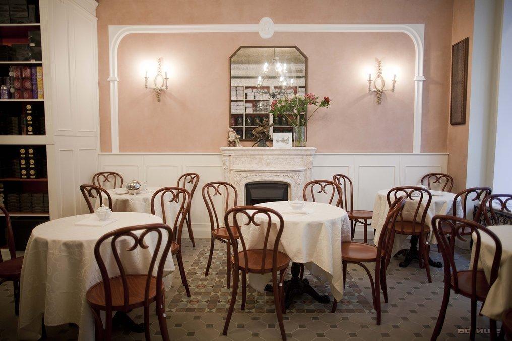 Ресторан Французский чайный дом - фотография 1