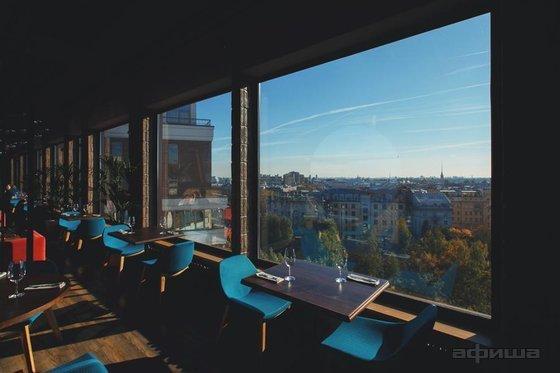 Ресторан Паруса на крыше - фотография 9